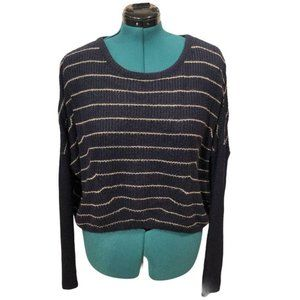 Urban Outfitters Long Sleeve Cropped Sweater Large